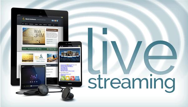 trasmettere evento diretta live streaming novara