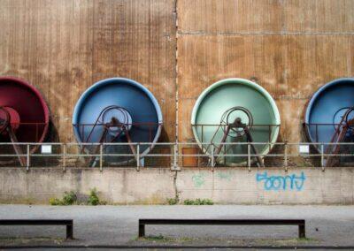 fotografia industriali Borgomanero