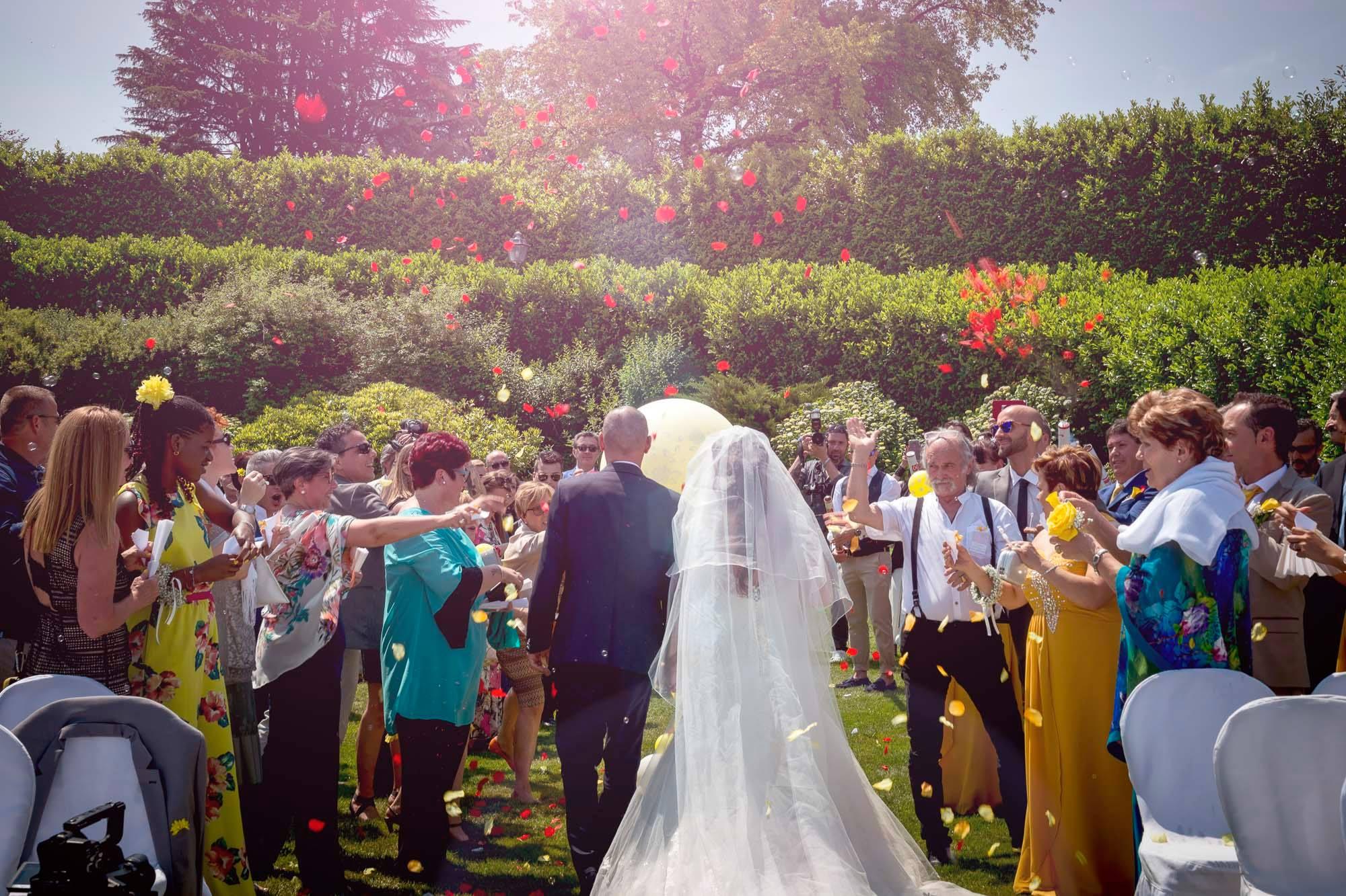 trasmettiamo in diretta live streaming matrimonio novara