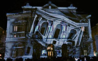 Videomapping Novara